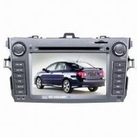 Best Special Car DVD Player for Toyota Corolla with GPS/IPOD/Bluetooth, High Definition Screen 2008-2011 wholesale