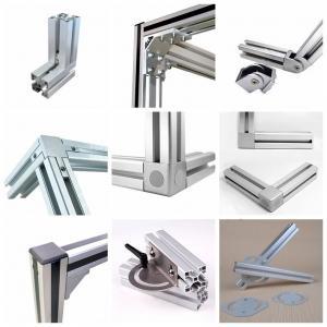 Best Production Line 6061 T6 2020 Extruded Aluminum T Slot wholesale