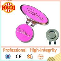 Buy cheap Custom Design Sport  Golf Set Ball Marker And Hat Clip from wholesalers