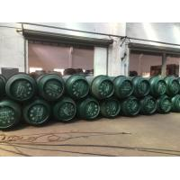 Best 1000kg 400L 840L 926L chemcial storage tank, chlorine gas cylinder ,refrigerant gas tank ammonian tank with VALVES wholesale