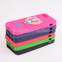 China head Soft Silicon 3D Case For Iphone5 with Kenzo Tiger desgin on sale