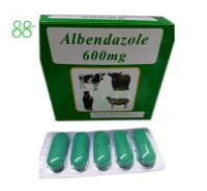 Best Albendazole 600ml Veterinary Antibiotics wholesale