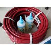 Best BlueAirless Paint Sprayer Hose 1/4 3/8 7250 psi 15mts Temp Range (F) -40 to 200 wholesale