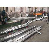 China C25019 Lysaght Alternative Zeds Cees Galvanized Steel Purlins Girts AS/ANZ4600 Material on sale