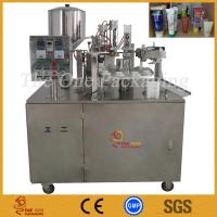 Best Semi-Automatic Plastic Tube Filler and Sealer wholesale