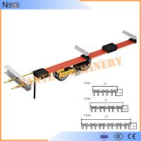 Best PVC Seamless Copper Conductor Rail System Overhead Monorail Systems wholesale