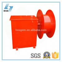 China Magnetic Couple Driven Cable Reel Drum,Large Power Supply Cable Reel for Crane on sale