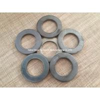 Best Plain Finish Hardened Flat Washer Wear And Tear Resistant 4mm Thickness wholesale