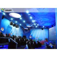 Best Cost-effective Whole Set 5D Theater System With Special Effects And Electric System wholesale