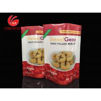 Best PET / PE Laminated Stand Up Pouches Packaging for Fruit Filled Mini - Pie wholesale