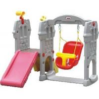 Buy cheap Castle Slide with Swing (VS720) from wholesalers