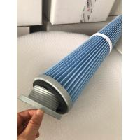 Best PTFE polyester Pleated Filter Cartridge for Industrial Dust Collection System wholesale