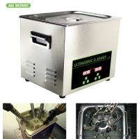 China 30L 500w Digital Ultrasonic Cleaner, Ultrasonic Fuel Injector Cleaning Machine on sale
