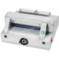 Best Compact Automatic Table Top Paper Cutting Machine 320mm Table Depth HD-QZ320 wholesale