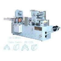 Buy cheap Tissue Napkin Machine (JWC-CJZB) from wholesalers