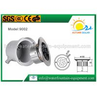 China High Power RGB LED Inground Light For Corridor / Garden / Park Low Consumption on sale