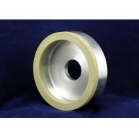 China End Face Vitrified Bond Grinding Wheel For Camshaft Crankshaft High Precision on sale