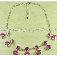 China Jewelry With Sterling Silver 925, Gemstone, Gem, Platinum Plated on sale