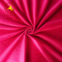 Best Wholesale rose red holland velvet by yard wholesale
