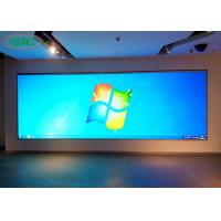 Best HD Indoor Full Color Led Display Video Wall Advertising 2.5mm Pixel Pitch SMD 3 IN1 wholesale