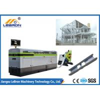 China Green Light Gauge Steel Framing Machines 7.5kW Main Unit Power Full Automatic Mode on sale
