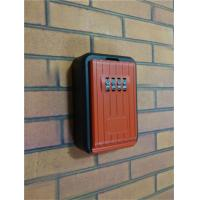 Best Four Wheel Combination Outdoor Key Lock Box for Multiple Keys or Cards wholesale