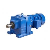 China Helical Gear Motor Reducers of reliability gear system design on sale