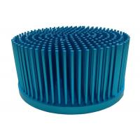 Buy cheap Pre-drilled 150mm pin fin cob led aluminum round heatsink  for CXB3590 Vero 29 CLU048 from wholesalers