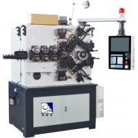 China Six Axes Spring Coiling Machine Wire Dimater 6.0mm Spring Coiler Equipment on sale
