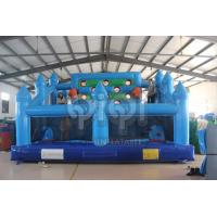 Best Inflatable Punch Wall interactive Games wholesale