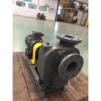 Best Single Stage Stainless Steel Self Priming Sewage Pump Low Noise With Coupling wholesale