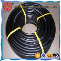 Best Made in China 1.5  inch high quality fiber braided black petroluem station rubber hose wholesale