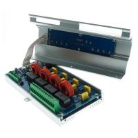 China Manual Switch Triac Light Dimmer 220V AC 50/60 Hz With BUS / RS-485 Control Port on sale