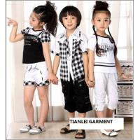China wholesale children clothing,T-shirt,dress,skirt, short pants,long pants on sale