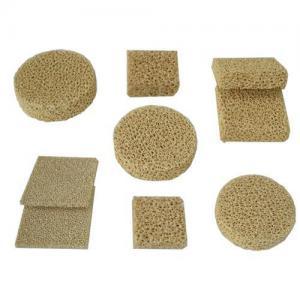 China Zirconia Ceramic Foam Filters on sale