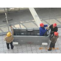 Buy cheap 9.0 m/min Window Cleaning Platform with Working Height 100m product