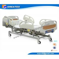 Best Anti - rust Steel 5 Function Electric hospital Bed With CPR , X - RAY , Central Brakes wholesale