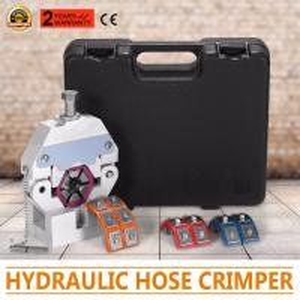 Best AC Hose crimping tools/ Hose Hydraulic Hose Crimper Tool AIR Conditioning Hydraulic Hose Crimper Tool Crimping Machine wholesale