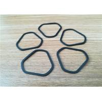 Cheap Automotive Small Rubber Grommets , Highly Elastic EPDM Rubber Pipe Gasket for sale