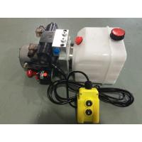 Best 210 Bar Small Hydraulic Power Packs 12V / Compact Hydraulic Power Pack wholesale