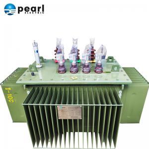 Best High Efficiency Low Voltage Transformer / Amorphous Alloy Transformer wholesale