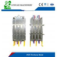 Best PP / PET / PE Plastic Bottle Mold Reliable With Simulating Stretch Testing wholesale