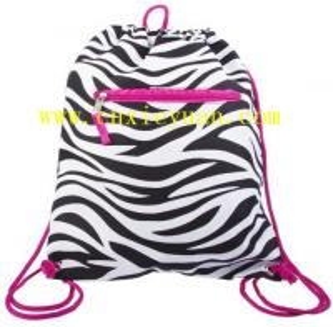 Best Portable Drawstring Backpack Gym Swim School Dance Shoe Drawstring Bag wholesale