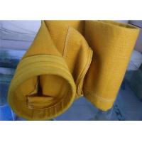 Best Industry P84 Dust Collector Filter Bags With PTFE Membrane 500~550 GSM wholesale