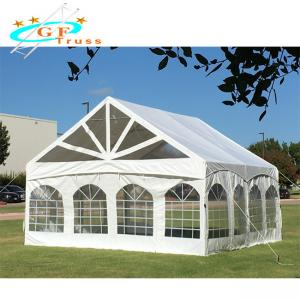 Best Decagonal Pagoda Aluminum Party Tent For Business Activities wholesale
