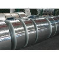 Best Regular or Big spangle ASTM A653 Passivated, Oiled Hot Dipped Galvanized Steel Strip With wholesale