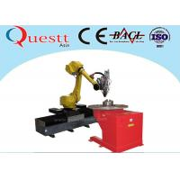 Best 4KW Laser Cladding Equipment For Cold Roller / Automobile Mould / Shaft / Worn Blade wholesale