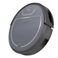 China Rechargeable Remote Control Smart Robot Floor Sweeper With Gyroscope Memory Navigation on sale