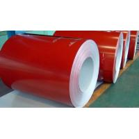 Best High Flexibility Custom Color Coated Coils For Roofing / Sign Boards wholesale