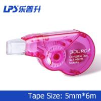 Buy cheap Paper Mate Liquid Paper Dryline Grip Correction Tape Rose Easy To Carry product